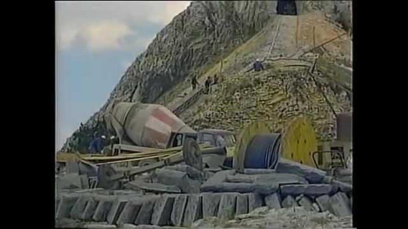 Рушење Његошеве капеле (забрањени оригинални документарни филм)
