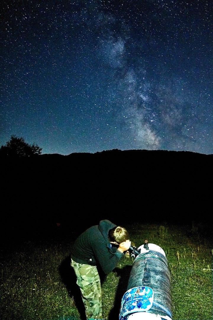 Афиша Краснодар Deep Sky выезд (астронаблюдательная практика)
