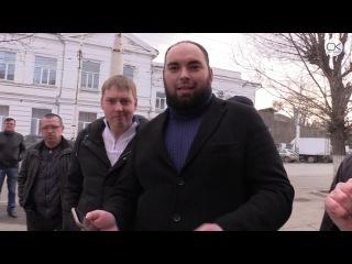 Освобождение главы штаба Навального в Саратове