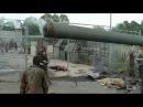 The walking dead: Rick vs Gobernador | La muerte de el gobernador | 4x8 | HD