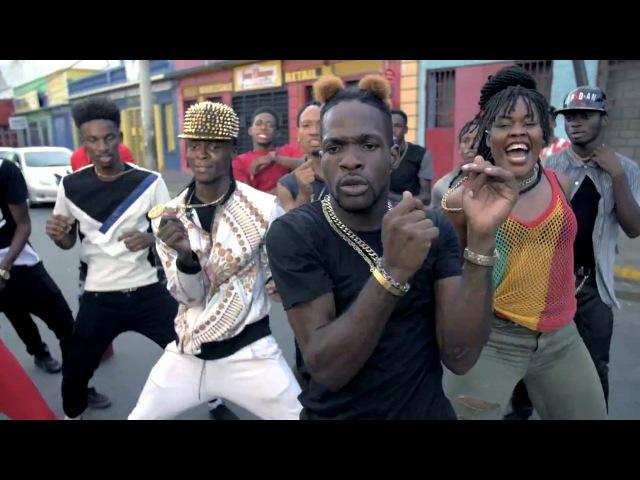 Monkey Marc No Surrender feat Sizzla Capleton Fantan Mojah Mista Savona Official Video 2017