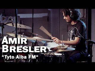"""Meinl Cymbals Amir Bresler """"Tyto Alba FM"""""""