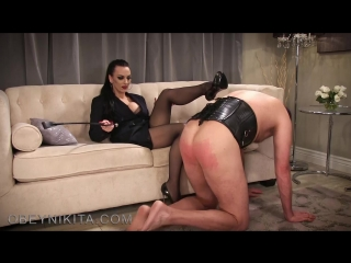 Mistress Nikita - Slave to My Wolfords