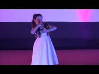 II место Иванна Лобза на Международном фестивале MUSIC LEND с песней Барви