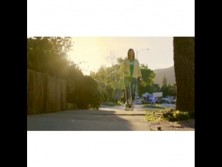 Mika Newton in new commercial (advertising) for