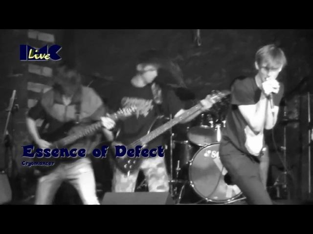 Essence of Defect Cryomancer Defiler cover