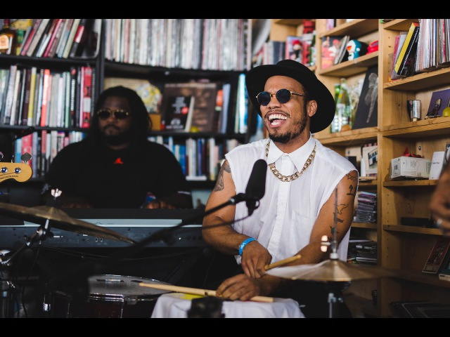 Anderson .Paak The Free Nationals NPR Music Tiny Desk Concert