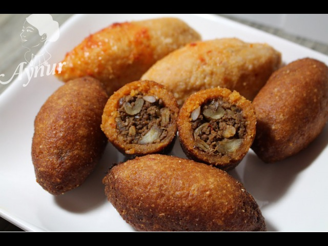 Mersin İçli Köfte Tarifi Et ve köfte yemekleri Yilbasi tarifi