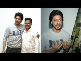 Humble Shahrukh Meets With His Shoe Maker Fan (Full Video)