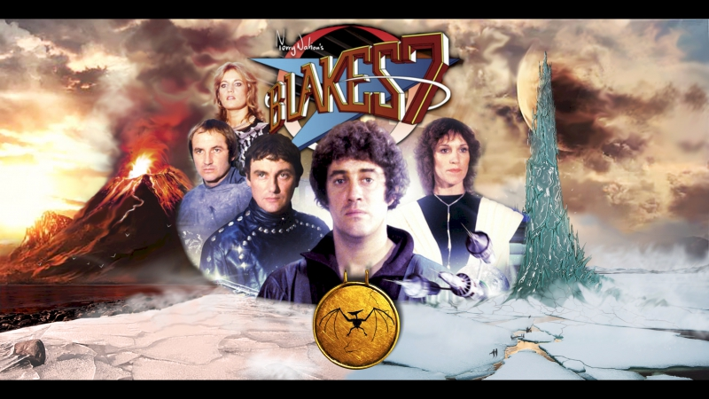 Семёрка Блейка Blake's 7 01 сезон 06 серия 1978 Перевод ДиоНиК