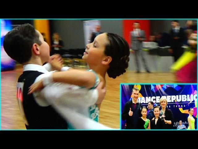 Победа! Турнир Dancing ТАНЦЫ Европейская программа влог2 2017 ТСК Динамо Москва Марга...