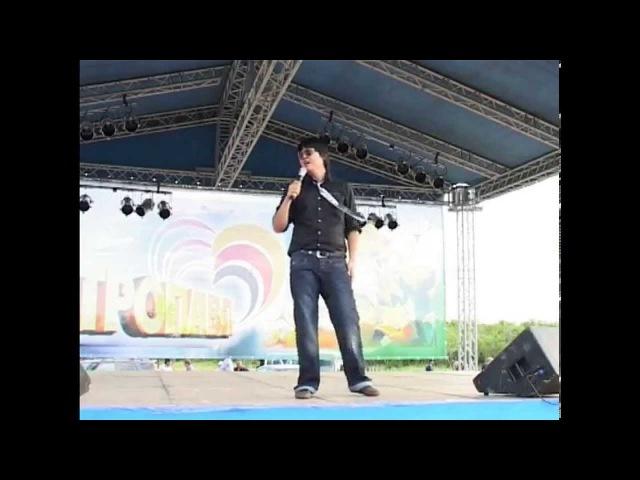 Ержан Кабдуллин Неге концерт в Петропавловске