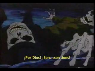 G.I. Joe Serie Español latino 37 sub español