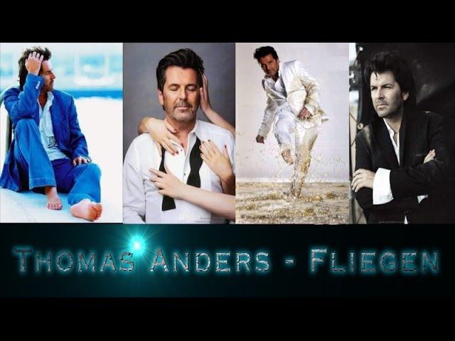 Thomas Anders Fliegen video clip 2017