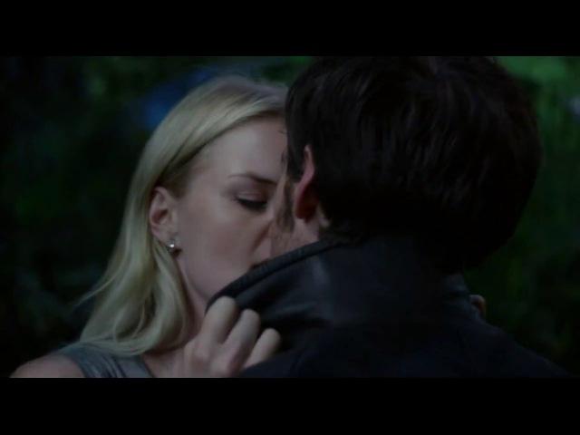 Первый поцелуй Эммы и Киллиана 3x05