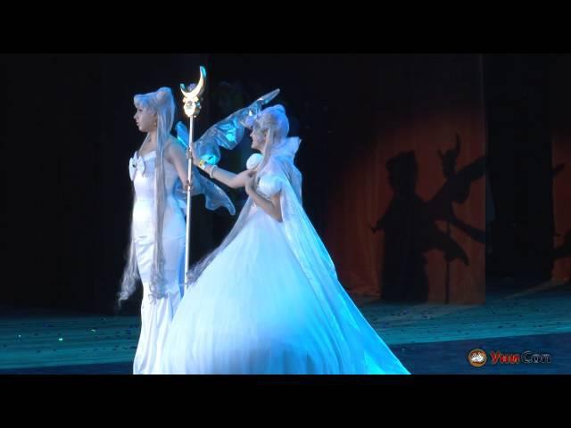 Sapphire Likanda Москва Bishoujo Senshi Sailor Moon
