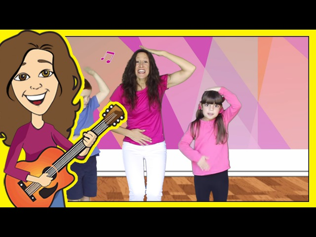 Play With Me Sing Along Children's Song Second Version Movement Song Patty Shukla