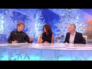 Alan Carr's 12 Stars Of Christmas 1x04 - Michelle Keegan, Louis Walsh, Josh Widdicombe