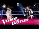The Voice 2017 Battle - Kawan DeBose vs. Malik Davage: Love Me Now