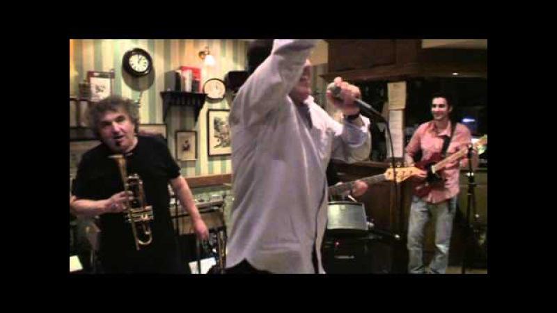 Jani B(l)ack Blues Koncert 15.az Árnyas Étteremben 2012.04.14.