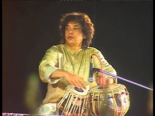 BATTLE - Patri Satish Kumar with Ustad Zakir Hussain