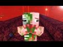 Zombie Pigman Life 1 2 Minecraft animation