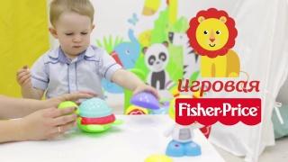 Развивающие игры для детей от 1 до 2 лет [Игровая от Любящих мам]