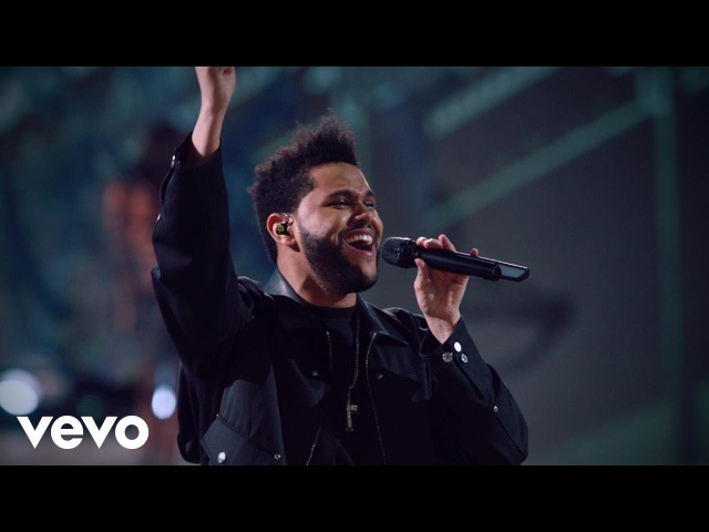 Starboy Live From The Victoria's Secret Fashion Show 2016 in Paris