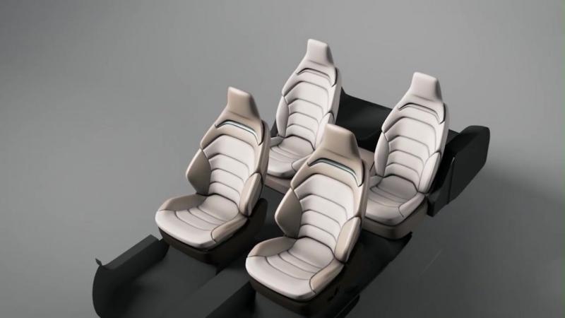 Ford S Max 2017 Sistema de asientos dinámicos
