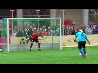 Blindenfussball hamburg fc st. pauli - deutscher meister-2017!