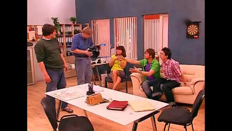 Агентство алиби 8 серия 2007г