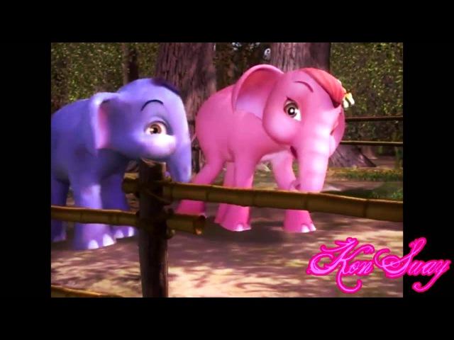 Khan Kluay and Kon Suay The Blue Elephant