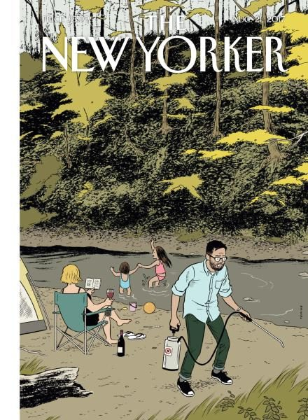 The New Yorker August 21 2017