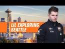 Lil talk about upper bracker playoffs, Seattle TI7 atmosphere