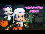 Bubble Guppies - Halloween Party. Games for kids
