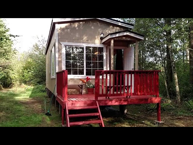 The Country Park Model Tiny Home by Pint Sized Home