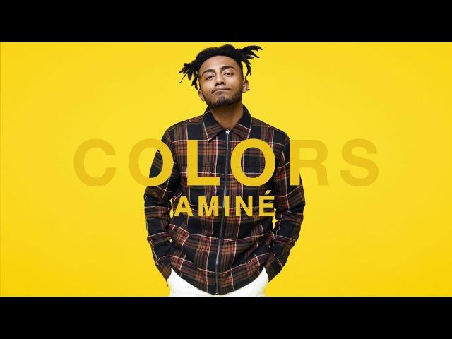 Aminé Yellow A COLORS SHOW