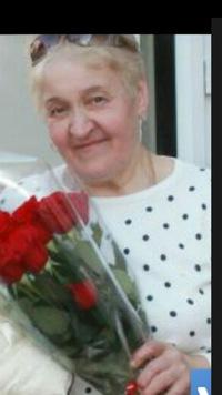 Сергеева Людмила (Мельникова)