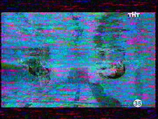 Час Дискавери - Анонс ТНТ 2002 год.