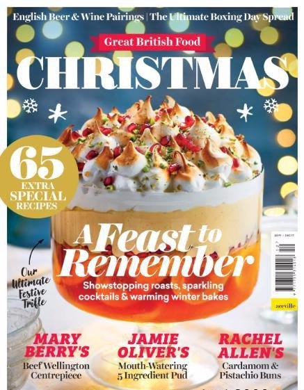 Great British Food December 2017
