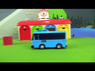 Песенка Тайо. Маленький автобус Тайо, игрушки Тайо, свинка Пеппа и Щенячий Патруль