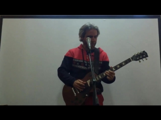 Gary Moore - Cold Day In Hel-cover Garri Pat