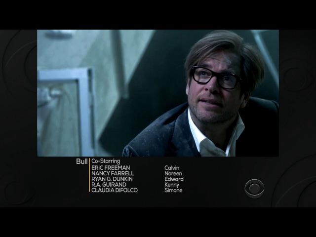 Булл Bull 1 сезон 12 серия Промо Stockholm Syndrome HD
