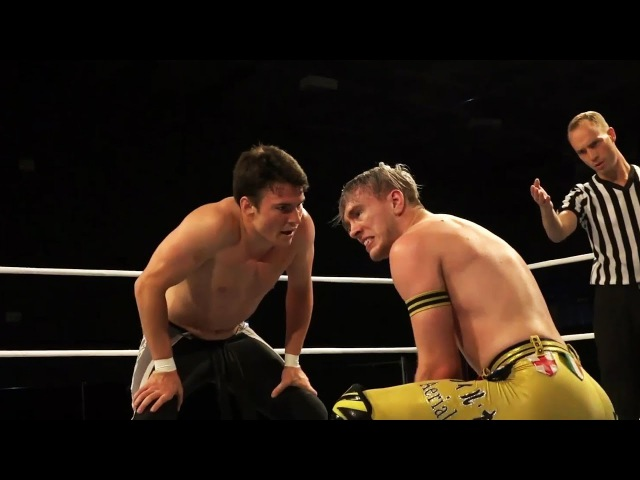Will Ospreay vs. Mike Bailey (Pro Wrestling World Cup - Quarter Finals)