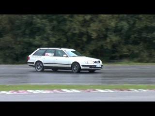 Quattro Family Nation Audi Ur-S4 Avant 2,2 Turbo