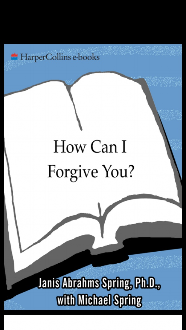 How Can I Forgive You The Course