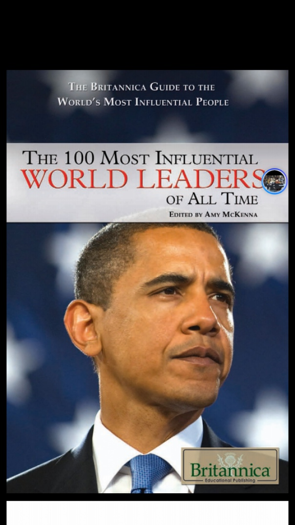 100 mist influential World Leaders of All Time 383