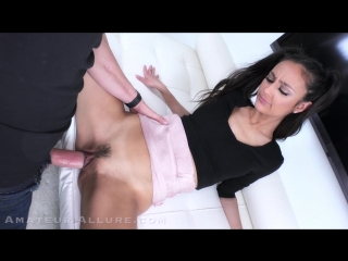 2018.05.04 eliza ibarra, adorable brunette gives blowjob, fucks and swallows sperm