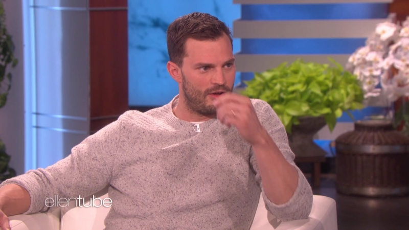Jamie Dornan Unsure If Theres More Sex in Fifty Shades Free