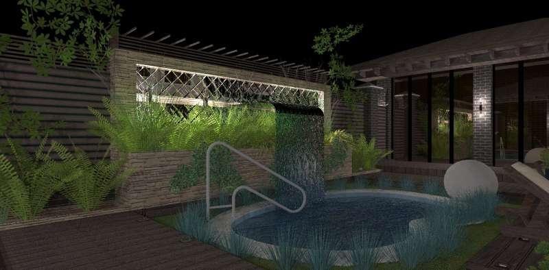 Идея ландшафтного дизайна. Сад в современном стиле, изображение №2